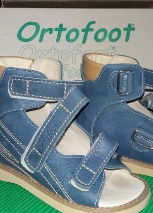 Сандали ортопедические ortofoot