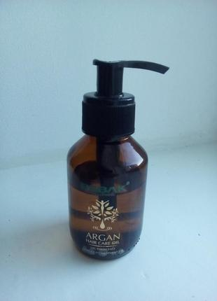 Аргановое масло для волос, unice(юнайс)