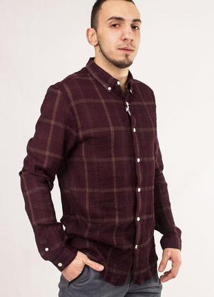Мужская рубашка легкая hoxton