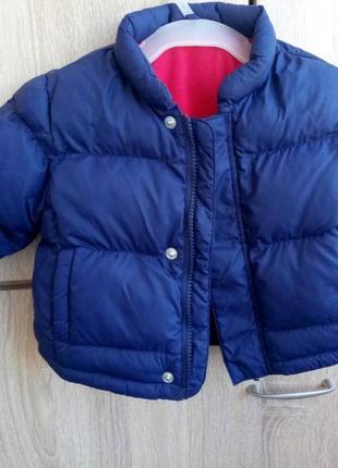 Зимняя куртка, курточка m&s