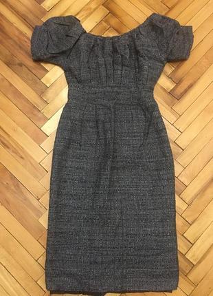 Шикарное платье alberta ferretti оригинал