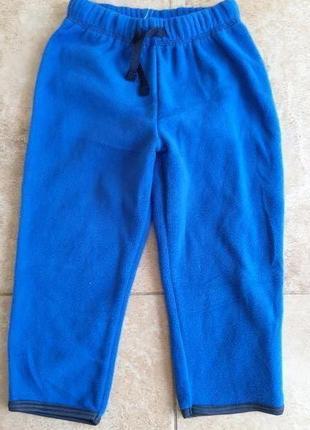 Флисовые штаны на мальчика 86-92 и 98-104 см германия