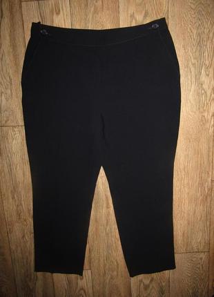 Укороченные брюки р-р 16-18 сост новых marks&spencer