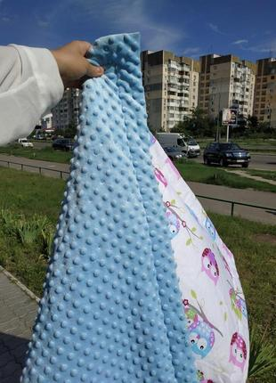 Комплект плед   подушка для малышей4