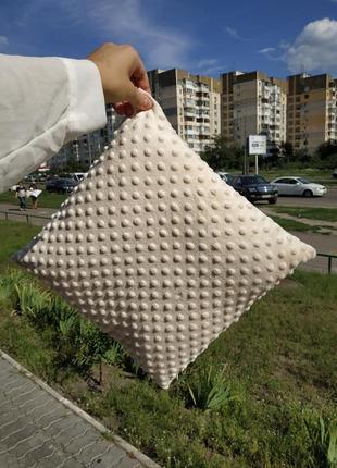 Комплект подушка   плед для малышей2