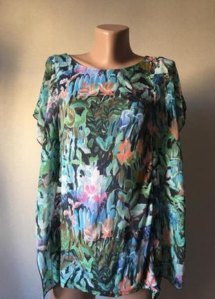 Красивая кофта блуза от h&m