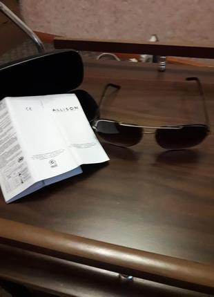 Мужские солнцезащитные очки iceberg  оригинал