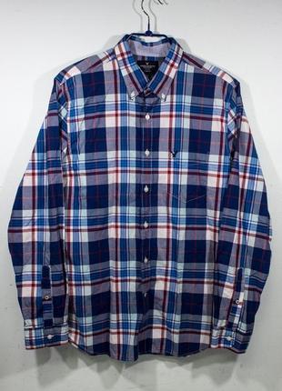 Рубашка мужская american eagle  размер xl состояние отличное