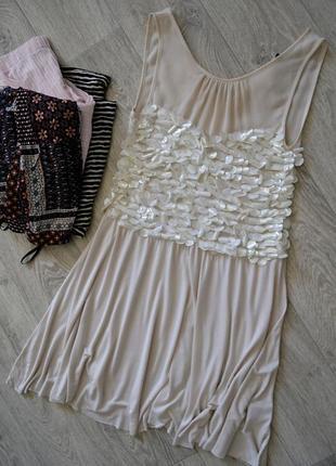Платье- мини river island