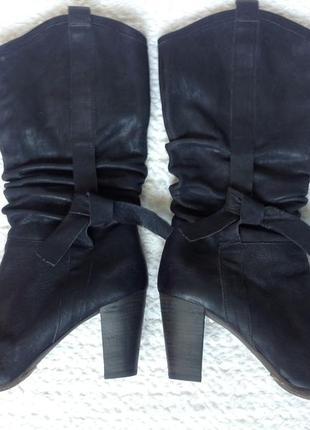 Ультра-модные сапоги 27см