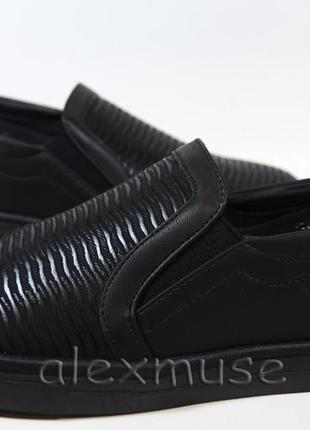 Школьные туфли для мальчика, тм сказка