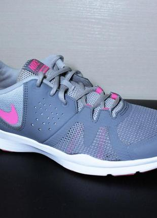 Оригинал nike women's fitness фитнес бег беговые кроссовки 26 26.5
