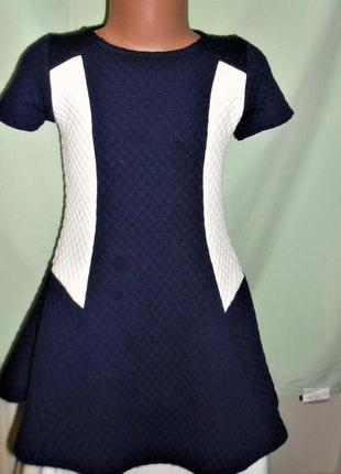 Платье для садика y.d. 4-5лет рост 110