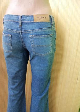 Джинсы клёшь tommy jeans on tommy hilfiger 7/323