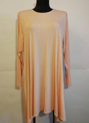 Новое  вискозное платье большого размера.