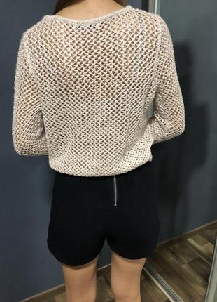 Летний свитер reserved