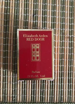 Elizabeth arden red door миниатюра