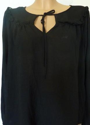 Стильная базовая блуза h& m