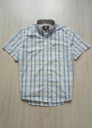 Рубашка timberland.