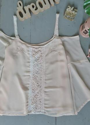 Актуальная блуза открытыми плечами и расклешенными рукавами №31