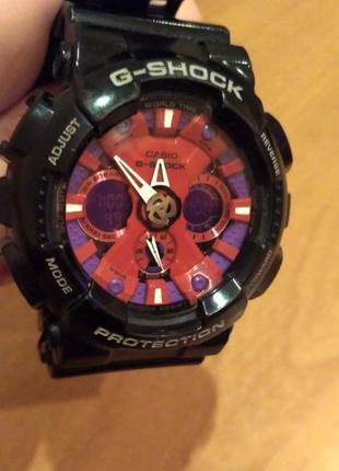 Годинник casio g-shock ga-120b