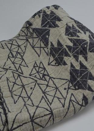 Суппер! полотенце умягченное оригами 50*112см, лен/хл