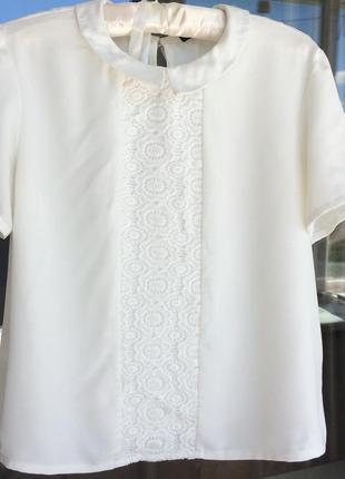 Блуза incity белая
