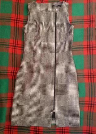 Платье-сарафан на замочке caroll