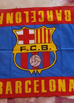 Хлопковая бандана barcelona