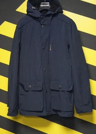 Осенняя куртка на флисовой подкладке