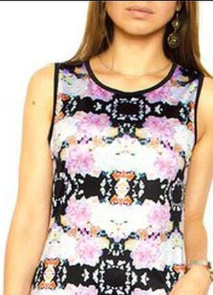 Блуза с принтом от h&m
