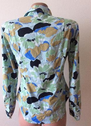 Очень красивая яркая рубашка люкс бренда etro4 фото