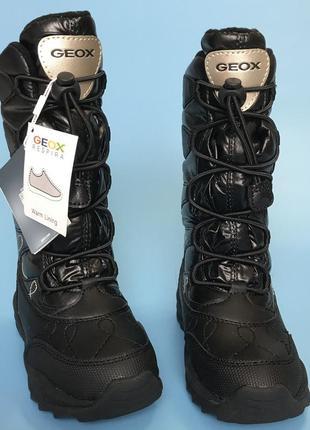 Сапоги geox kids ботинки оригинал