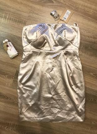 Котельное платье пудровка платье атласное платье