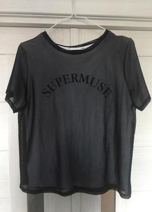 Bershka футболка