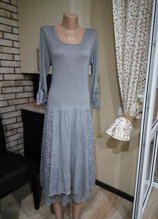 Очень крутое платье 100% котон