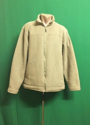 Тёплая флисовая куртка marks&spencer