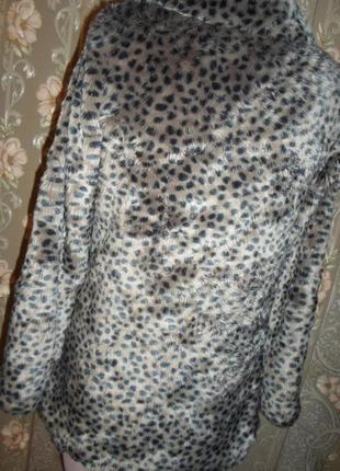Шубка george для модницы 13-14 лет5 фото