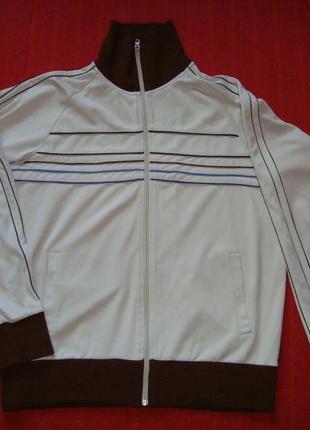 Кофта мужская спортивная, бежевого цвета. blend beatville размер l