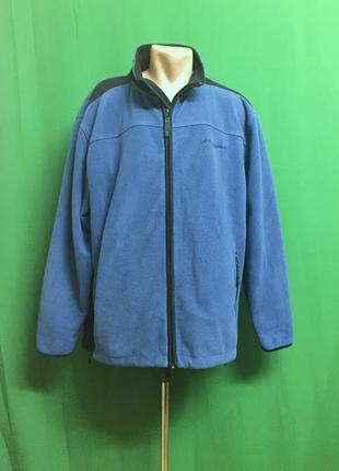Демисезонная флисовая куртка multitex