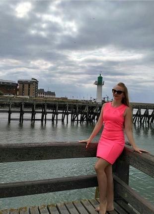Платье розовое kira plastinina