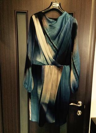 Платье новое монтон