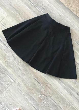 Юбка bershka/школьная юбка!