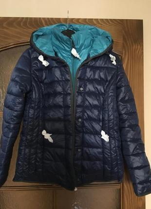 Тёплая зимняя куртка bc 36