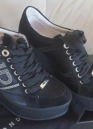 Ботинки на платформе richmond
