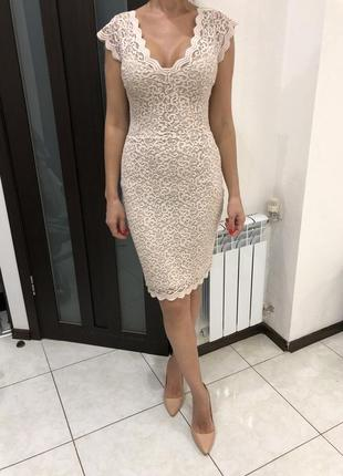 Шикарное платье orsay, размер м