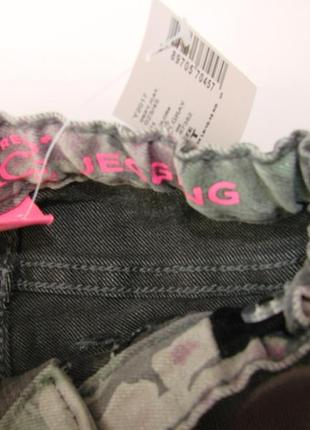 Стильные штаны джеггинсы childrens place 4т (рост 104-110)2