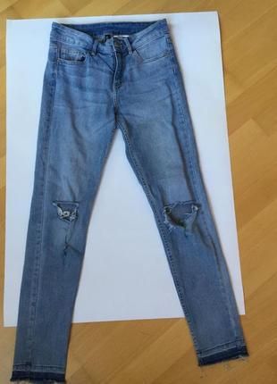 Классные джинсы h&m размер s