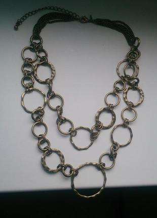 Колье ожерелье avon