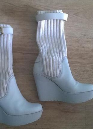 Ботинки gucci оригинал р. 36